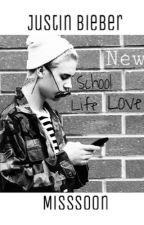 New School New Life New Love - Justin Bieber - by oraclina