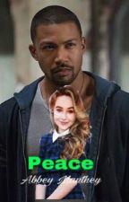 Peace//Marcel Gerard by Hale_yeah