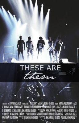 These are them. [One Direction]