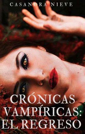 Crónicas vampíricas by BaD_Wolf16