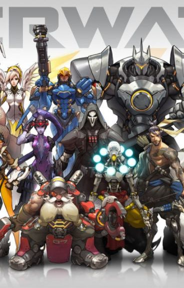 Overwatch X Reader Oneshots
