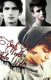 SINK YOUR TEETH IN ME (boyxboyxboy) BOOK1 (EDITING) by lilhalleyjoseph