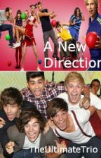 A New Direction (A One Direction/Glee Crossover Fic) by TheUltimateTrio