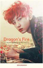 Dragon's Fire |KrisYeol| by sekaimaniac