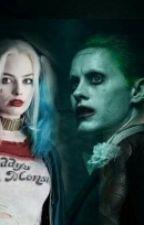 Batman,Joker &Harley by Adriszka
