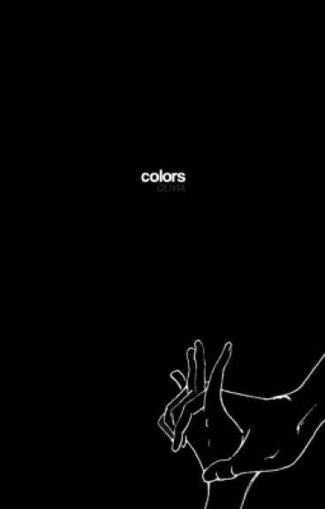 COLORS ↠ ELI HUDSON