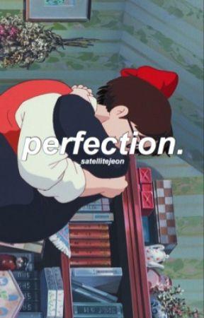 perfection; jjk + pjm by _satellitejeon