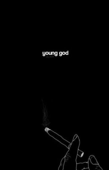 YOUNG GOD ↠ GUSTAVO ACOSTA