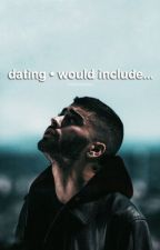 dating • would include... by PotatoGarbage