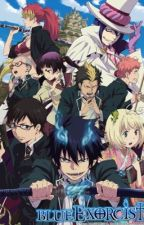Blue exorcist role play  by Spanglish_Queen