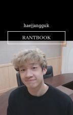 Rantbook by yugensama