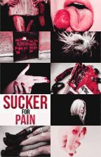 Sucker For Pain by parrillawolves
