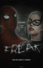 Freak + Peter Parker by greatestark