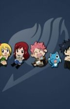 Fairies, Tigers And Pines (A Fairy Tail And Gravity Falls Crossover) by NinjaOfAnimals
