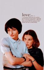 I love you! {Eleven and Mike} by JakeB5219