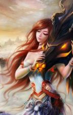 A Dragon's Princess (no more tell published ) by AlisshaRutherford
