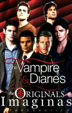 Imaginas The Vampire Diaries by FranLunatica
