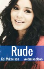 Rude || Kol Mikaelson by voidmikaelson-