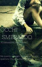 Occhi Smeraldo • Hunter Rowland by AlessandraSanteramo