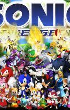 """Sonic the hedegehog """"L'enigma del nostro futuro"""" by simo_06"""