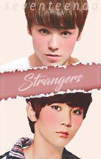 Strangers ◤VERKWAN◢ by seventeenaa