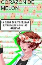 MEMES DE CORAZON DE MELON by Yossekawaii