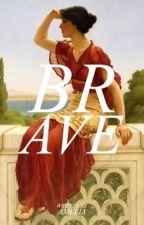 BRAVE ⇉ JASON GRACE [REWRITE]  by lucysfer