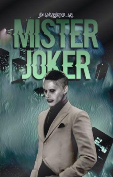 Mr.J|Jared Leto Joker| Book One