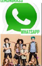 Lemongrass Whatsapp by MiriamStone8