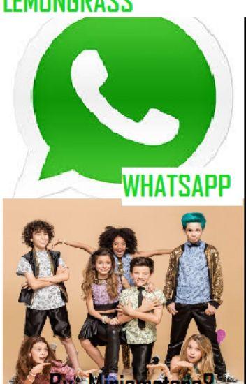 Lemongrass Whatsapp