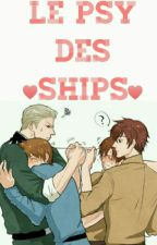 Le Psy Des Ships by Drawily