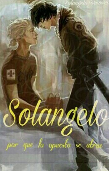 Solangelo One Shot