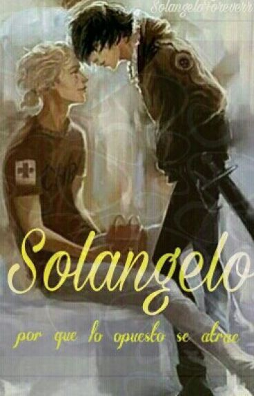 Solangelo One Shot