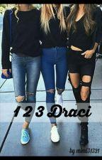 1 drac, 2 draci, 3 draci  by mimi31321