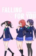 Falling for you~ nicomaki story by arianayazawa