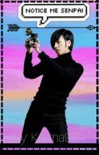 Notice Me Senpai |KyuSung| by Karma9B