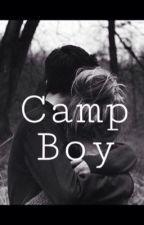 Camp boy by shvdow_angel