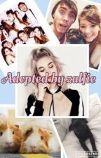 Adopted by Zalfie  by emilymay231