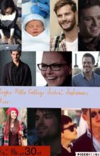 Regina Mills Collage Series: Sophomore Year by Ninja30er