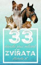 33 důvodů, proč milovat zvířata by michelle_7t