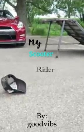 My scooter rider by goodvibs