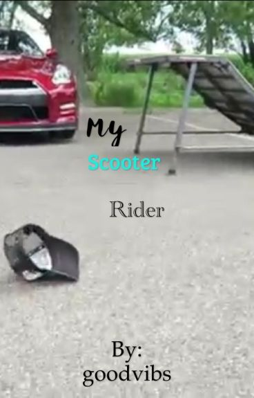 My scooter rider