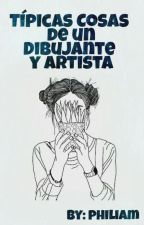 Típicas Cosas De Un Dibujante O Artista by philiam
