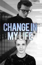 Change In My Life ~ Mavy ~ by anickaaaa12