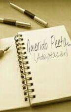 Querido Peeta... (Adaptación) by JulianaMunar