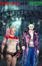 Harley Quinn and The Joker by Liu_Han