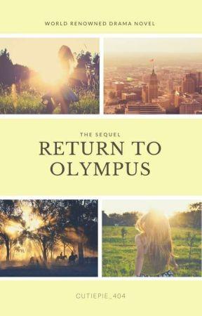 Bella The Demigod - Return To Olympus by Cutiepie_404