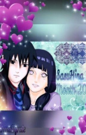 SasuHina Month 2016 ❅ [Naruto/Naruto Shippuden] by AsahinaHyrule