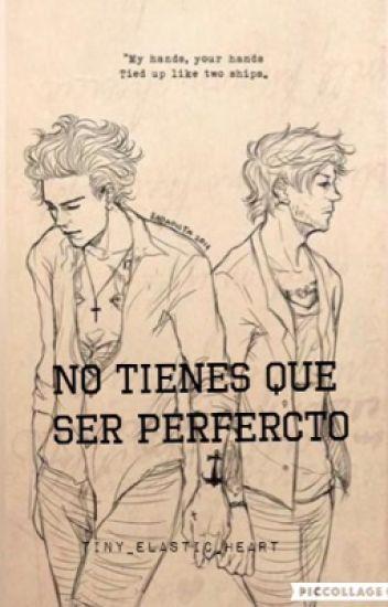No tienes que ser perfecto