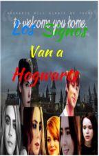 Los signos van a hogwarts(Zodiaco) by Lena__Stonem